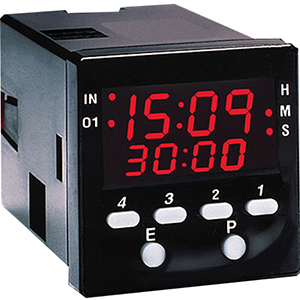 1/16 DIN Timers | PTC-20 Series