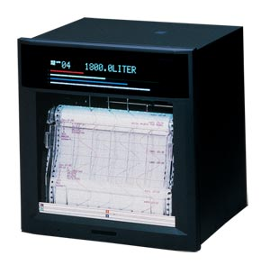 100 and 180 mm Programmable Chart Recorders | RD100B and RD1800B Series