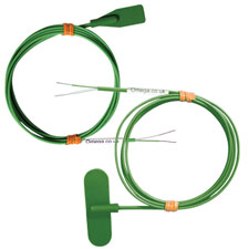 Self-Adhesive Silicone Patch Thermocouples