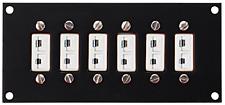 Vysokoteplotní panel s miniaturními keramickými konektory SHX | SHXJP Série