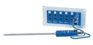 Jack Panels With Color-Coded Standard Connectors | SJP