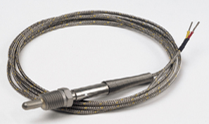 Rugged Pipe Plug Thermocouple Probe | TC-(*)-NPT Series