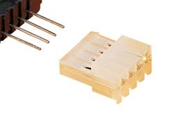 Conectores Estilo de Circuito Impresso de Contato por Crimpagem | Série CX5300
