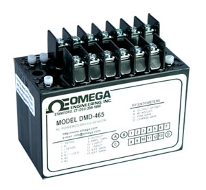 Módulos Condicionadores e Amplificadores de Sinal de Strain Gage, Células de Carga e Transdutores | Série DMD-460