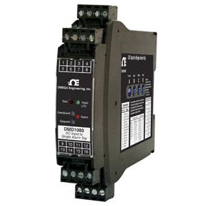 ALARM MODULE - DC INPUT TO SINGLE ALARM ISOLATED, FIELD CONFIGURABLE, DIN RAIL | DMD1080 Series