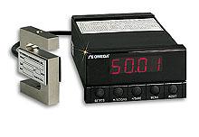 Economical Strain Indicators with Built-in Sensor Excitation | DP25-S