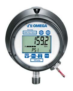 Industrial Digital Pressure Gauges - Line, Loop, or Battery Powered Models | DPG9000 Series