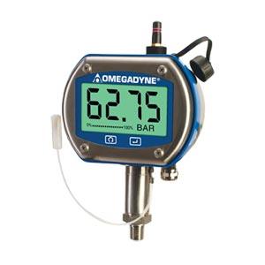 Medidores de Pressão Digitais DPGM409 com Conexões Métricas | Série DPGM409