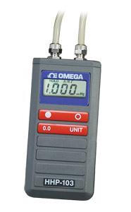 Manômetro Digital, Intervalo de Medida Muito Baixo | HHP-103