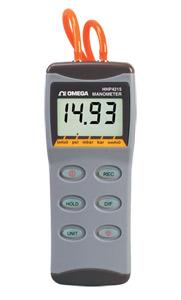Manômetro Digital para Gases Limpos e Secos | Série HHP4200