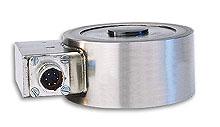 Célula de Carga de Baixo Perfil para Compressão com Alta Precisão para Uso em Aplicações Industriais de Pesagem | Séries LC401/LCM401 e LC411/LCM411