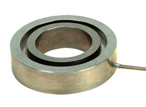Large I.D. Through-Hole Load Cells, 2.00-3.13 Inch I.D. | LC8313, LC8400, LC8450