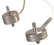 Células de Carga em Miniatura para Aplicações de Tensão e Compressão | Série LCFL/LCMFL