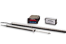 LVDT High Accuracy AC Long Stroke Displacement Transducers | LD300 Series
