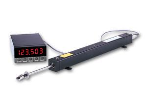 Potenciômetros Lineares de Curso LongoMedição de Deslocamento | Série LP801