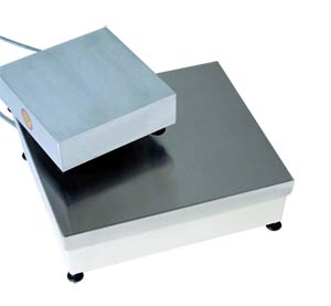 Low-Range Remote Platform Scales High Accuracy for Parts Counting | LSC7000