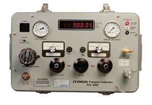 Portable Pressure Calibrators with  Internal Pressure Source | PCL-5000