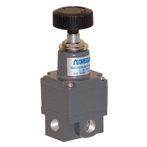 Miniature Precision Air Pressure Regulator   PRG98 Series