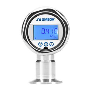 Transmissor de Pressão Sanitário com Display, Industrial, Ajustável | PX3005K
