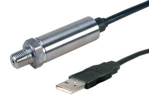 Transdutor de Pressão USB | Série PX409 USB