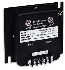 Transdutor de Baixa Pressão com Alta Precisão para Laboratório | Série PX655