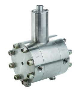 Triple Range Industrial Wet/Wet Differential Pressure Transducer   PX83-5V