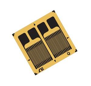 Dual Parallel Grid Strain Gages | SGK-D Series