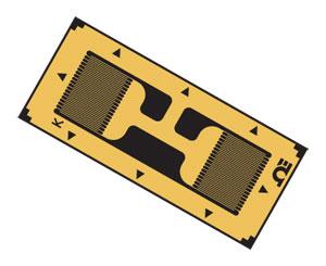 Half Bridge Uniaxial Strain Gages | SGT-1LH, SGT-2LH