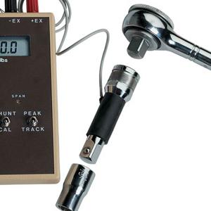 Sensores de Torque Reativo com Extensão de Soquete | Série TQ103