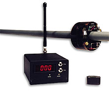 Radio Telemetry System for Strain Gages, Thermocouples and Voltage Signals | TX20B
