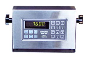 High-Performance Weighing and Counting Indicators for Use with Load Cells and Scales | WM7400/WM7600 Series