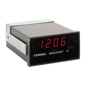 Large Display Temperature Meters | 400B Series