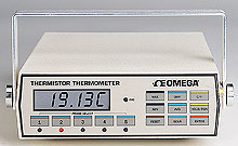 Benchtop Precision Thermistor Thermometers | 5830 Series