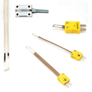Thin Leaf-Type Thermocouples | 88000 Series