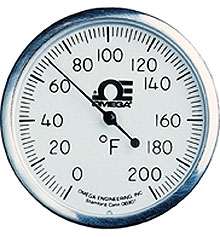 Compost Thermometers | A(*)P and A(*)PF Series