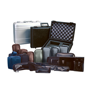 Carrying Cases | Hard and Soft-Sided, Leather and Vinyl Sleeve Varieties