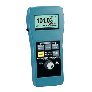 Calibrator | Frequency Calibrator | Totalizer | CL535