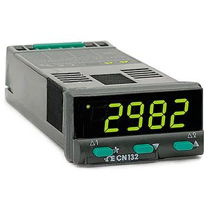Controladores de Temperatura/Processo com Sintonia Automática para Montagem 1/32 DIN | CN132