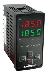 1/8 DIN Vertical Temperature Controllers   CN710 Series