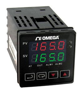 Controladores de Temperatura para Montagem 1/16 DIN | Série CN740