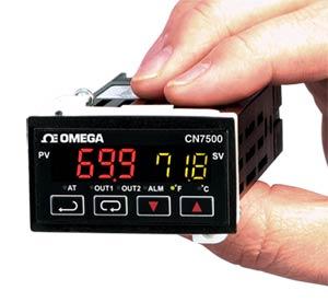 Controladores do Tipo Rampa/Patamar para Montagem 1/32 DIN | Série CN7500