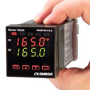 Controladores de Temperatura/Processo para Montagem 1/16 DIN | Série CN78000