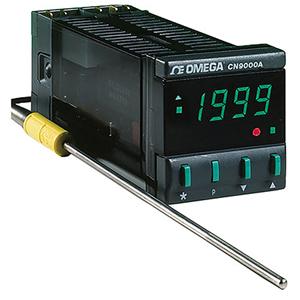 Controladores com Sintonia Automática PID/Liga-Desliga para Montagem 1/16 DIN com Opções de Saídas Modulares | Série CN9000A