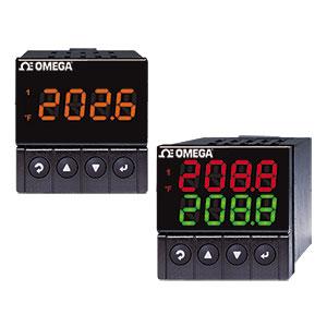 Controladores PID i-Series de Temperatura, Processo e Deformação para Montagem 1/16 DIN | Série CNi16