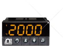 Série CNi8C:Controladores PID de Temperatura, Processo e Deformação para Montagem 1/8 DIN de Perfil Ultra Compacto
