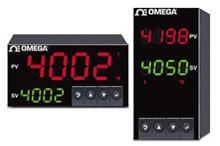 Controladores PID de Temperatura, Processo e Deformação de Tela Dupla para Montagem 1/8 DIN | Série CNi8D
