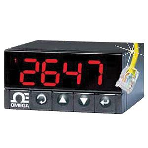 Controladores PID i-Series de Temperatura, Processo e Deformação, para Montagem 1/8 DIN | Série CNi8