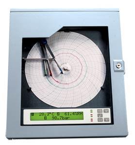Circular Chart Recorder | CT6100 Series