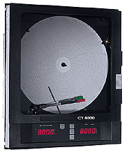 Temperature Chart Recorder | CT8100 Series