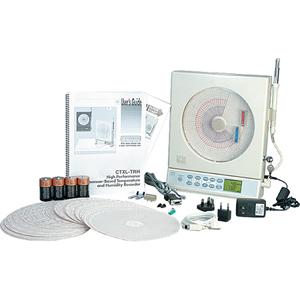 Registrador SUPERRECORDER® de Gráfico Circular Universal Circular Portátil/Wireless | Série CTXL